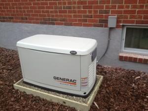 Generac Residential Generator